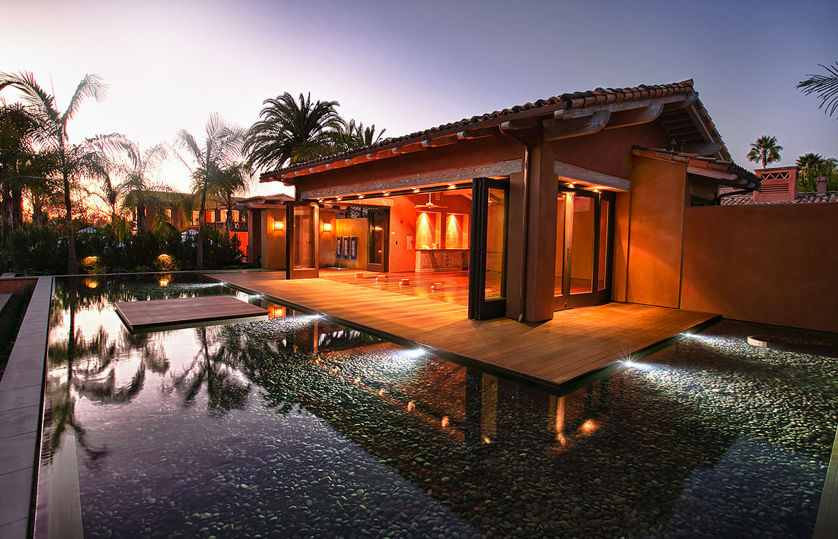 Rancho santa fe hotels suites villas rancho valencia for Top design hotels valencia