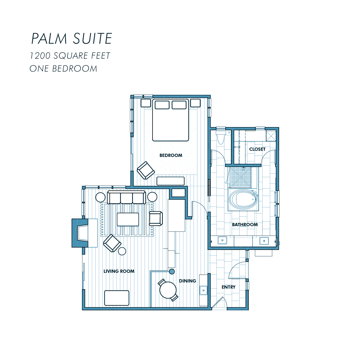 Rancho Valencia – Hotel Suites